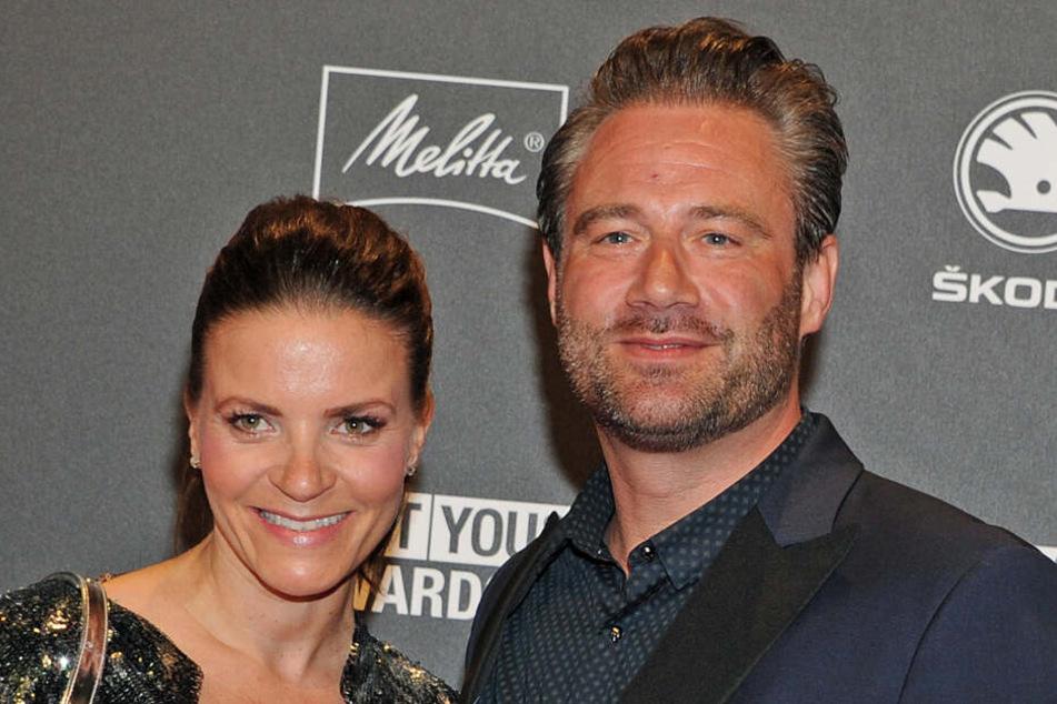 Sasha und Julia Röntgen sind seit Sommer 2015 verheiratet.