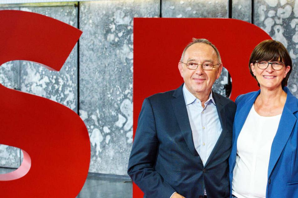 GroKo dem Untergang geweiht? Walter-Borjans und Esken sind neue SPD-Doppelspitze!