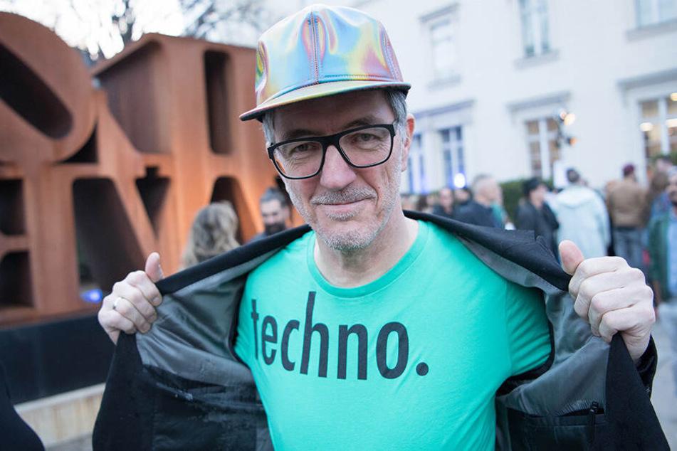 Love-Parade-Legende Dr. Motte (59) wird die Chemnitzer beim Bürgerfest ordentlich einheizen.
