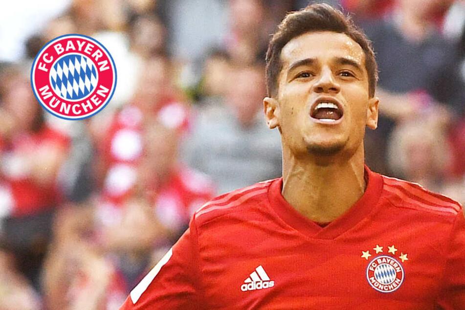Bayern-Star Philippe Coutinho kann es noch! Starker Auftritt für Brasilien