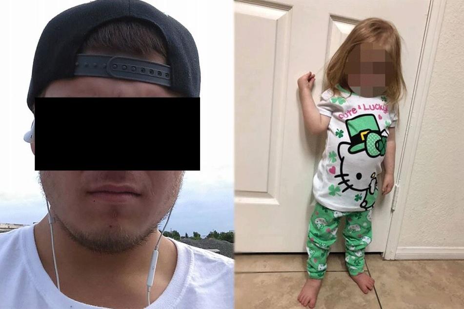 Weil sie ihn unterbrach: Mann prügelt Mädchen mit Down-Syndrom (†4) zu Tode
