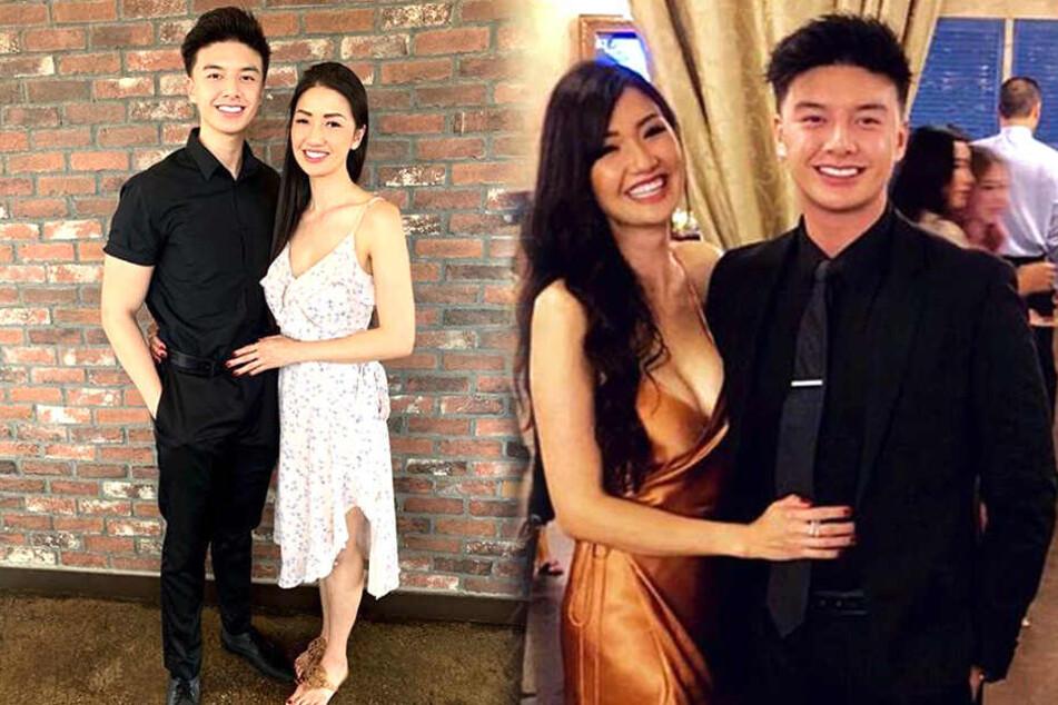 Jonathan Nguyen (22) und seine Mama wirken zusammen wie ein gleichaltriges Paar.