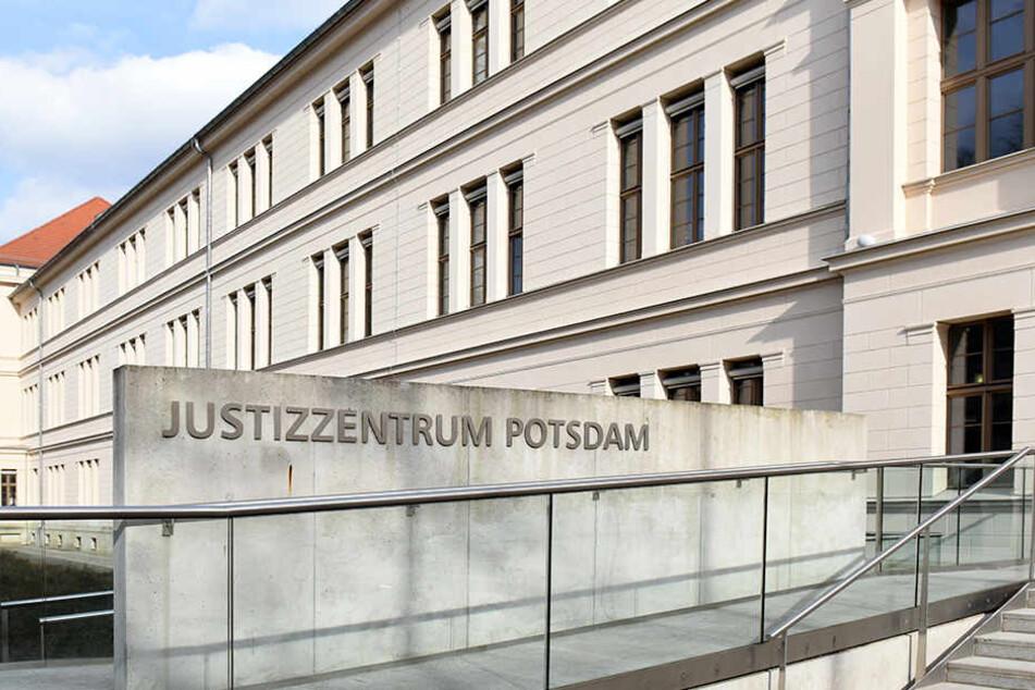 Hier am Landgericht Potsdam wurde der Mann wegen Mordes verurteilt.