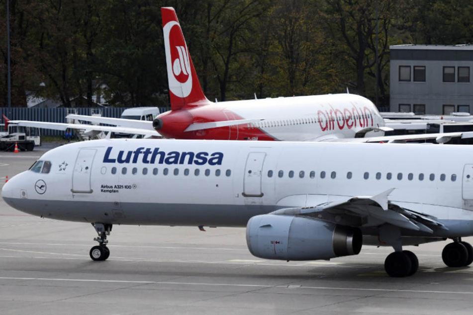 Der Flugverkehr wird deutlich beeinträchtigt.