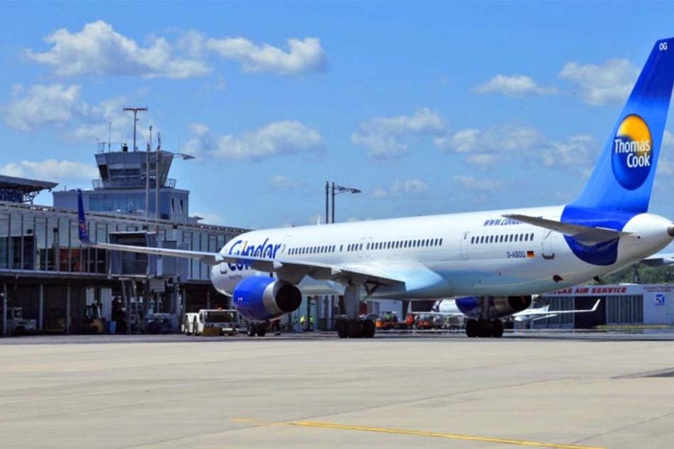 Neben FTI erweitert auch Reiseveranstalter Thomas Cook sein Angebot am Flughafen Paderborn-Lippstadt.