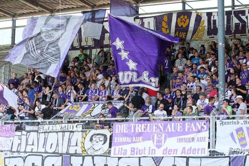 Die Auefans können sich auf den FSV Mainz 05 freuen.