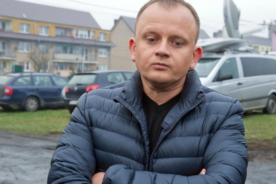 Ariel Zurawski war der Besitzer des Lkws, mit welchem Anis Amri den Anschlag auf dem Berliner Breitscheidplatz verübte.