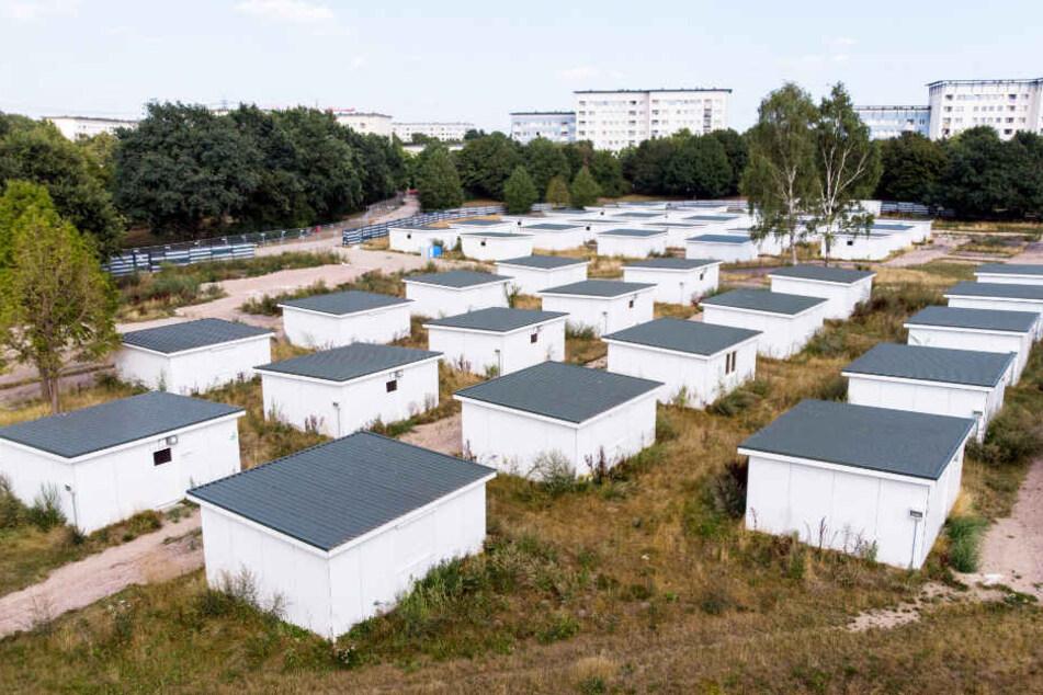 Die Häuser der ehemaligen Erstaufnahmeeinrichtung im Hamburger Stadtteil Jenfeld wurden im vergangenen Jahr verkauft.
