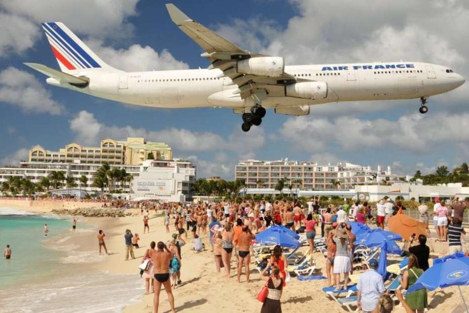 Am beliebten Strand sind durch die Flugzeuge schon einige Unfälle passiert. Dieser Fall dürfte aber der erste Unfall mit Todesfolge sein.