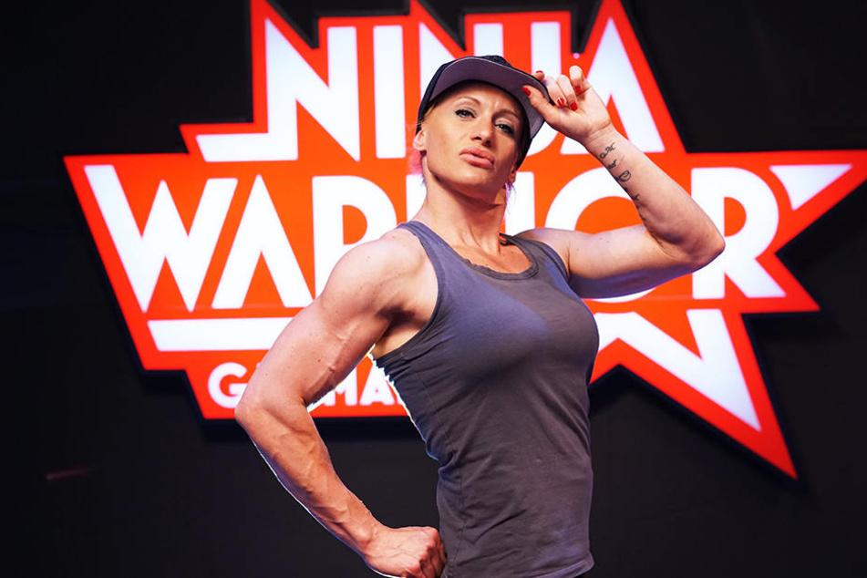 Marina Putziger (36) will bei der RTL-Show nicht nur mitmachen, sondern gewinnen.