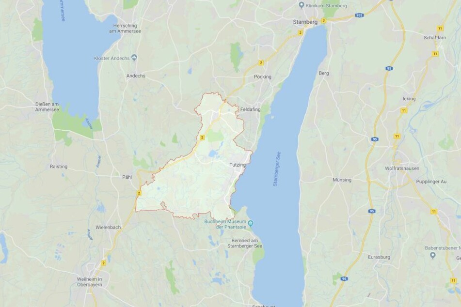 Im Starnberger See in Bayern wurde die Leiche eines bislang unbekannten Mannes gefunden.
