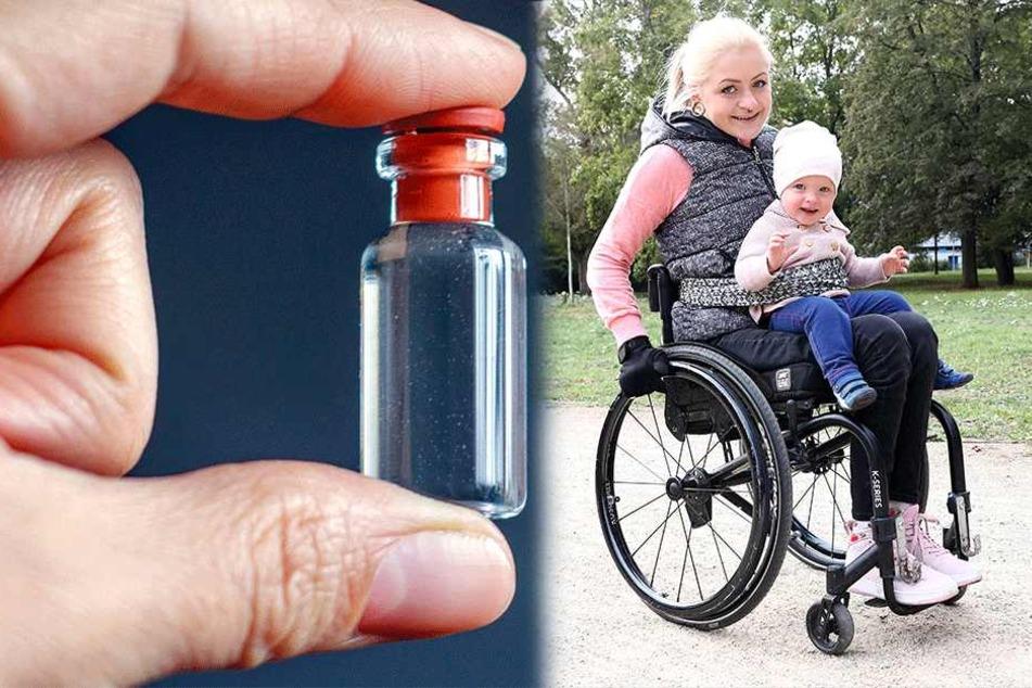 Traurige Geschichte: K.O.-Tropfen brachten Marie in den Rollstuhl