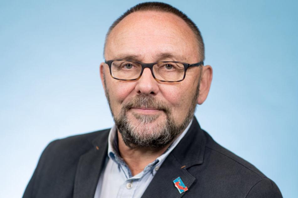 Frank Magnitz war am Montagabend angegriffen und schwer verletzt worden.