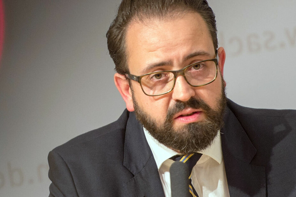 Sachsens Justizminister Sebastian Gemkow (38) fordert einen weiteren Strafsenat in Leipzig.