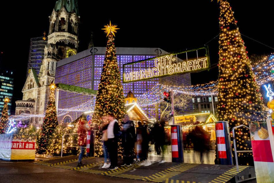 Trotz Corona: Berliner Weihnachtsmärkte sollen öffnen dürfen