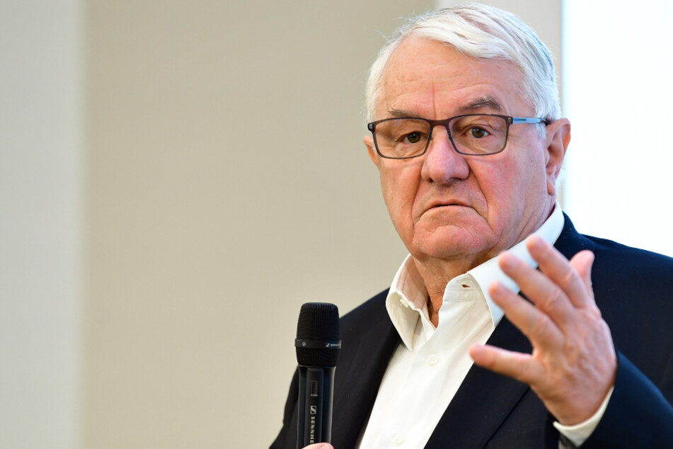 SAP-Aufsichtsratchef Hasso Plattner (76).