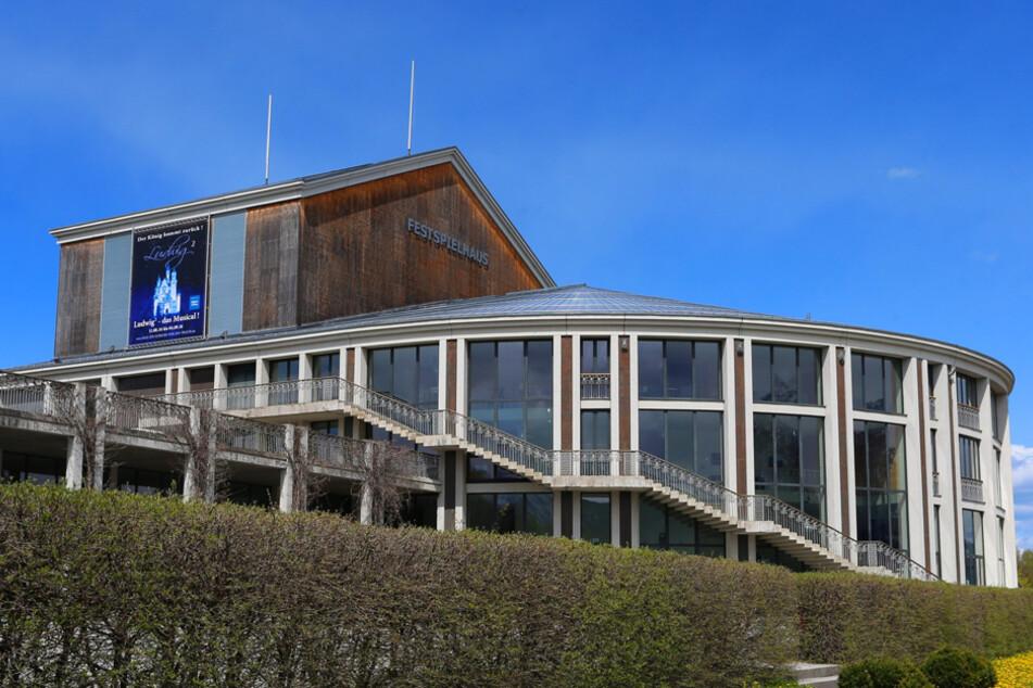 Das Ludwigs Festspielhaus in Füssen kommt einfach nicht ins Plus. (Archiv)