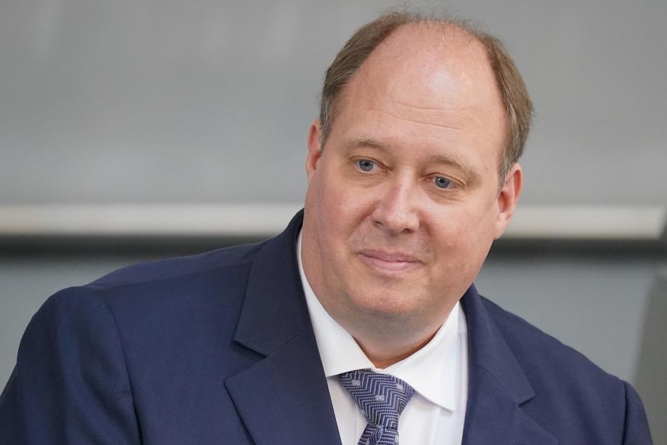 Kanzleramtsminister Helge Braun (48, CDU).