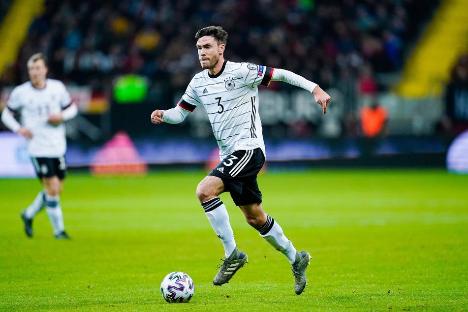 Jonas Hector (30) bei einem Spiel für die deutsche Nationalmannschaft im Jahr 2019.