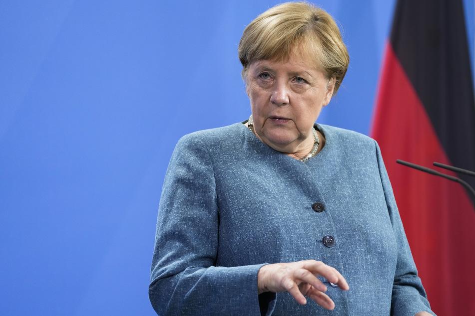 Angela Merkel (67, CDU) kommt am Donnerstag nach Dresden.