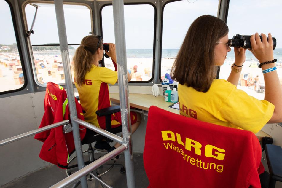 Coronavirus: DLRG sorgt sich wegen Beginn der Badesaison an den Küsten
