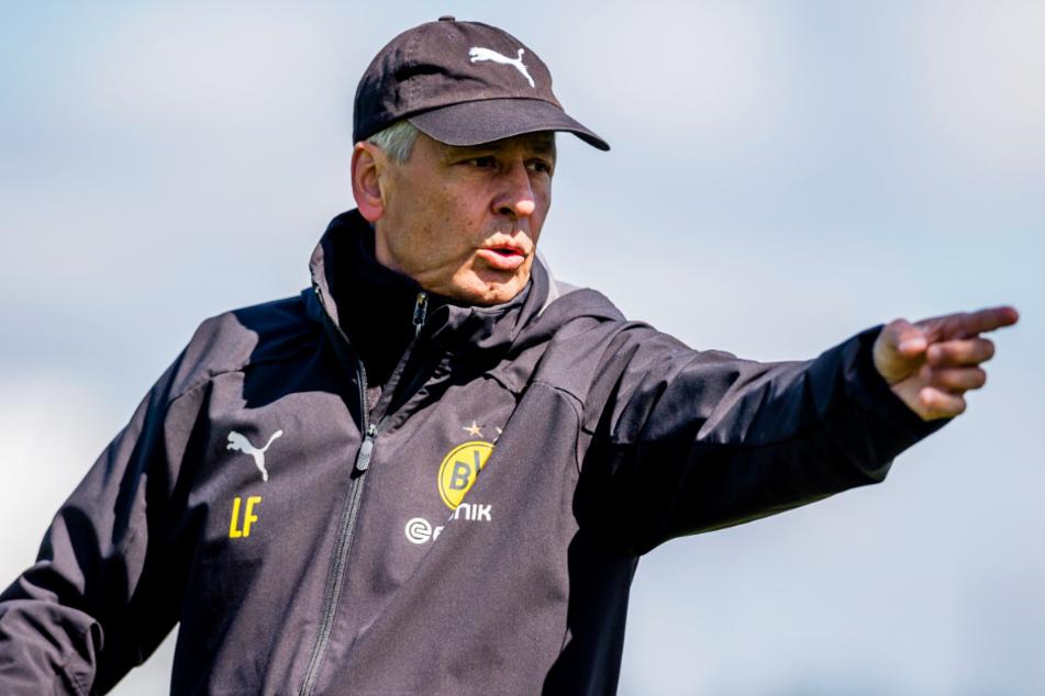 BVB-Trainer Lucien Favre muss gehen Schalke auf gleich vier Leistungsträger verzichten.