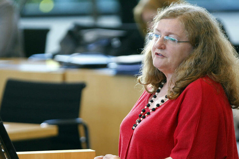 Vorsitzende des NSU-Untersuchungsausschusses im Thüringer Landtag, Dorothea Marx (SPD).