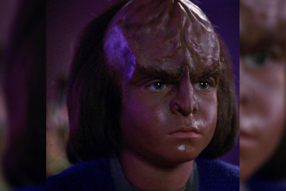 """Stark Trek: Jon Paul Steuer verkörperte den Klingonen """"Alexander Rozhenko""""."""