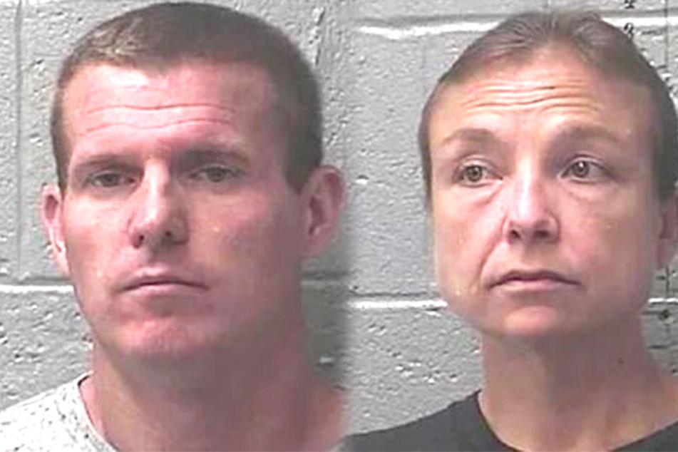 Daryl Justen Head (38) und Laura Cheatham (38) müssen vermutlich mehrere Jahre ins Gefängnis.