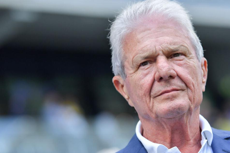 SAP-Mitgründer und TSG 1899 Hoffenheim-Mäzen Dietmar Hopp wird für sein soziales Engagement mit einem Ehrenpreis ausgezeichnet.
