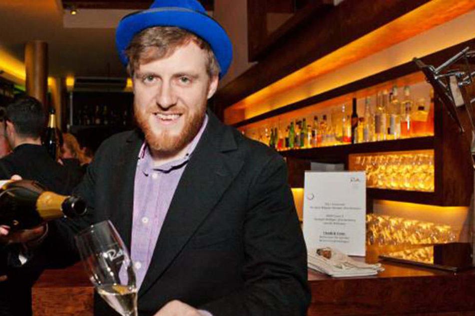 """Sommelier Billy Wagner (35) eröffnete im Februar 2015 das Restaurant """"Nobelhart & Schmutzig"""" in Berlin Kreuzberg."""