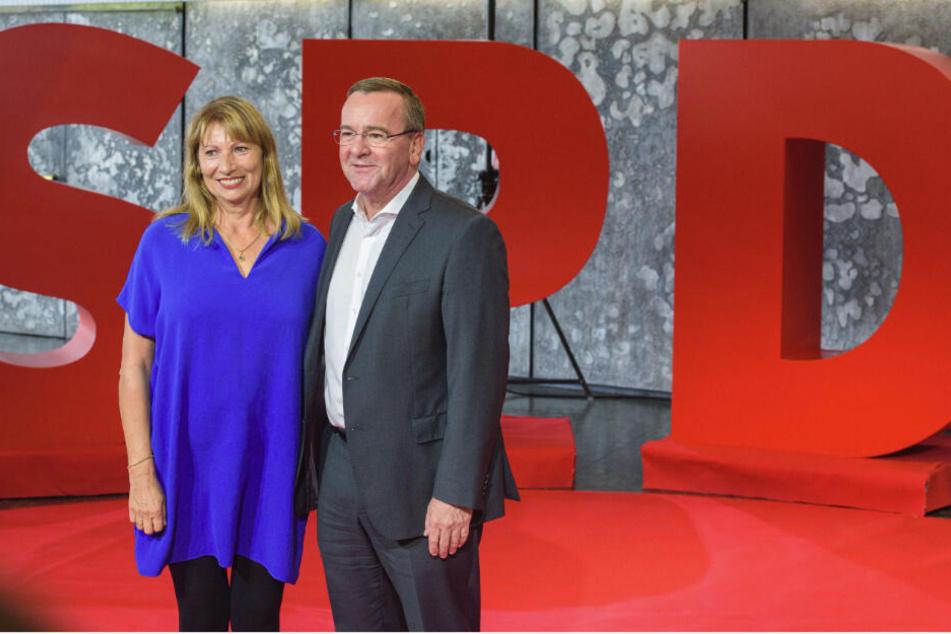 Petra Köpping (61) und Boris Pistorius (59) konnten bei den SPD-Mitgliedern nicht ausreichend punkten.