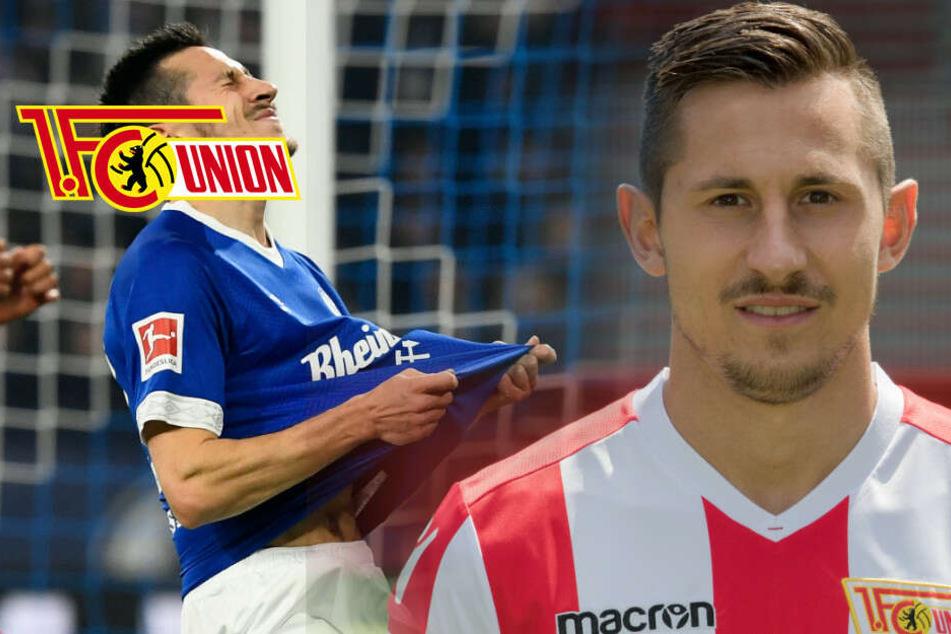 Bei Schalke ohne Chance: Kehrt Skrzybski zu Union zurück?