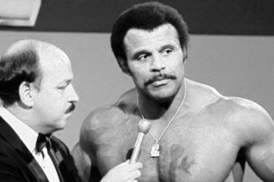 """WWE-Legende und Vater von """"The Rock"""": Rocky Johnson ist tot"""