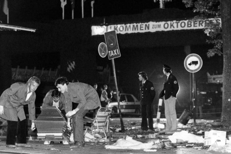 Schwerster terroristischer Anschlag der Bundesrepublik: Das passierte vor 40 Jahren in München