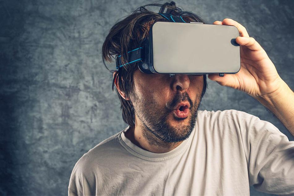 Konsumenten des neuartigen VR-Pornofilms können sich auf harte Zeiten einstellen.