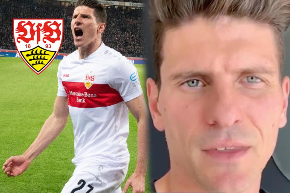 VfB-Star Mario Gomez mit einer wichtigen Botschaft für alle Eltern
