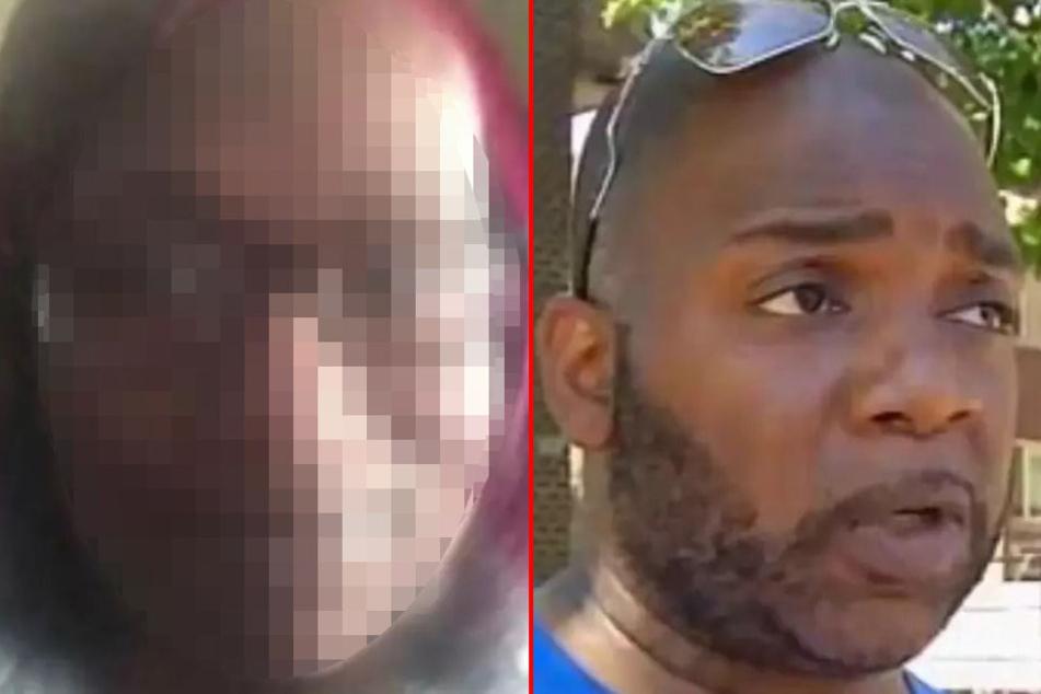 Kahali Johnson (r.) verlor seine Frau und fand gleichzeitig heraus, dass sie ihm nicht treu gewesen war.