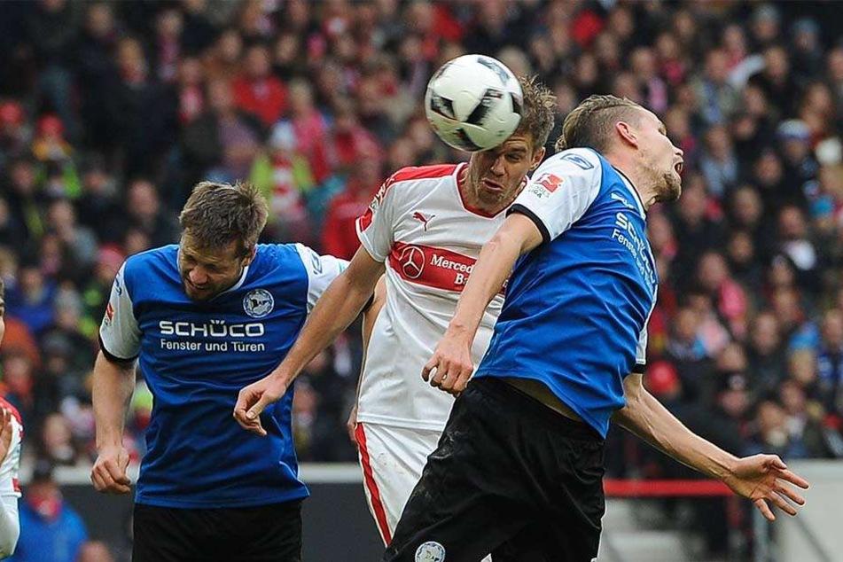 Doch nur wenige Minuten später köpft Terodde den VfB erneut in Führung. In der 90. Minute gelingt ihm dann sogar der Treffer zum 3:1.