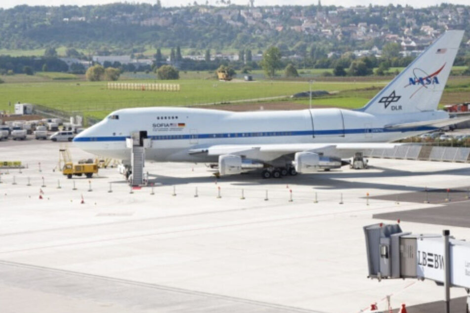 Stuttgart: In einer Boeing 747 montiert: Teleskop SOFIA kommt nach Stuttgart