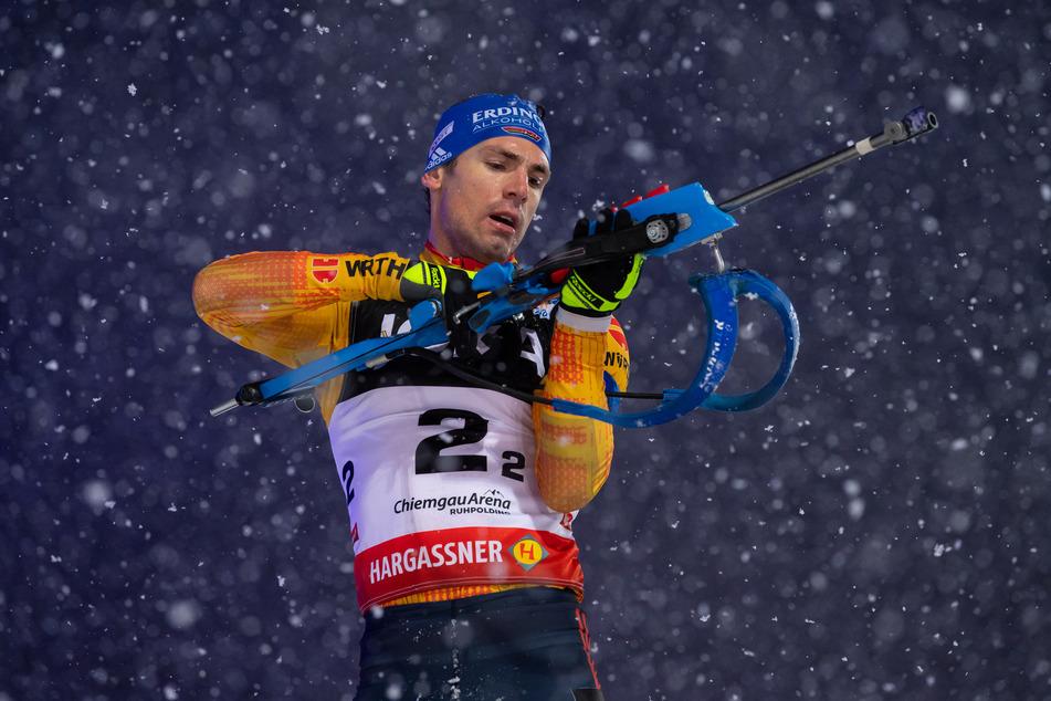 Biathlet Schempp in Oberhof zurück im deutschen Weltcup-Team