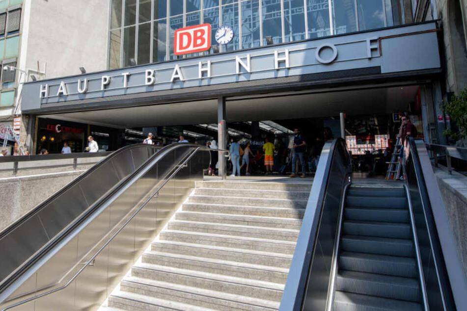 Am Hauptbahnhof in München haben sich zwei Zwischenfälle ereignet.