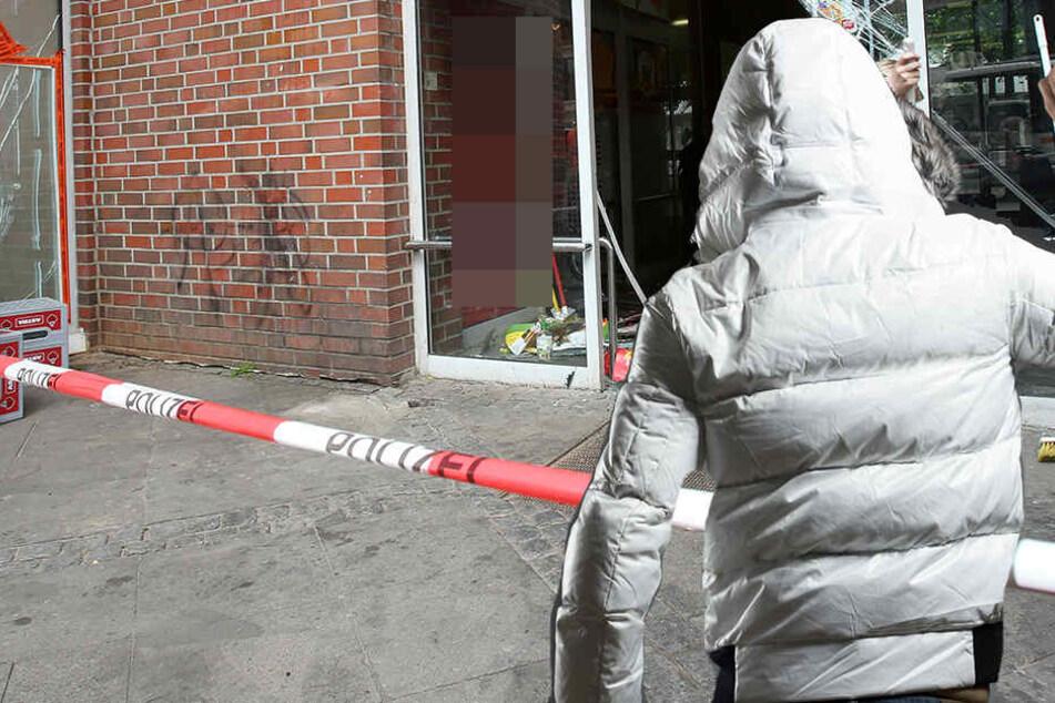 In Dippoldiswalde hat am Donnerstag ein 13 Jahre alter Junge einen Supermarkt überfallen.