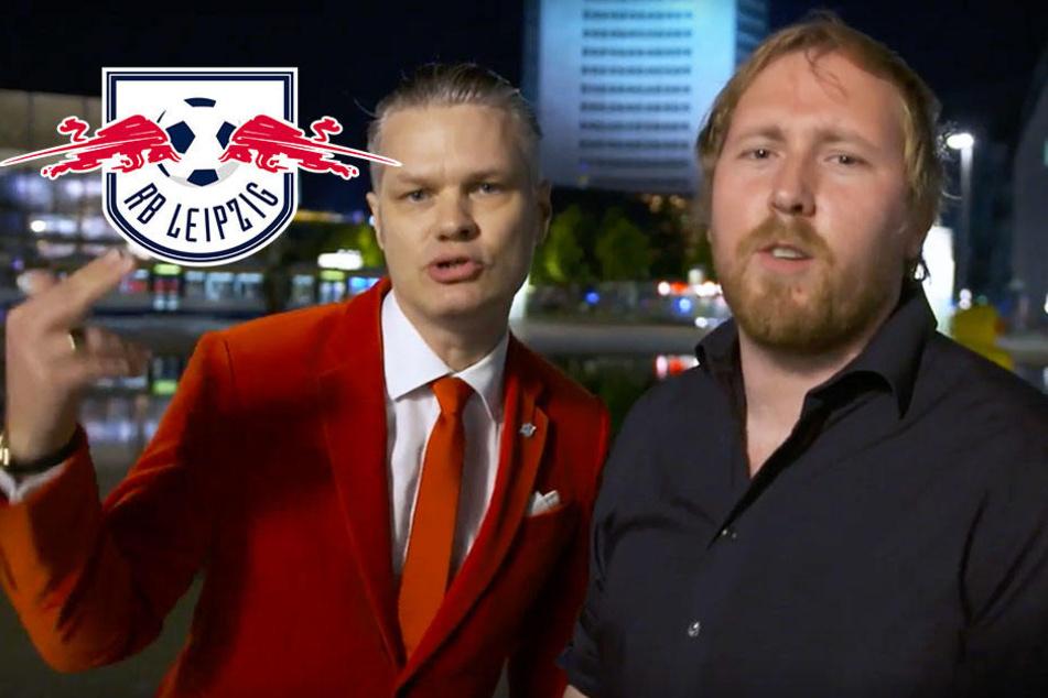 Fan-Liebe mit Bass: Ist das die neue Hymne von RB Leipzig?