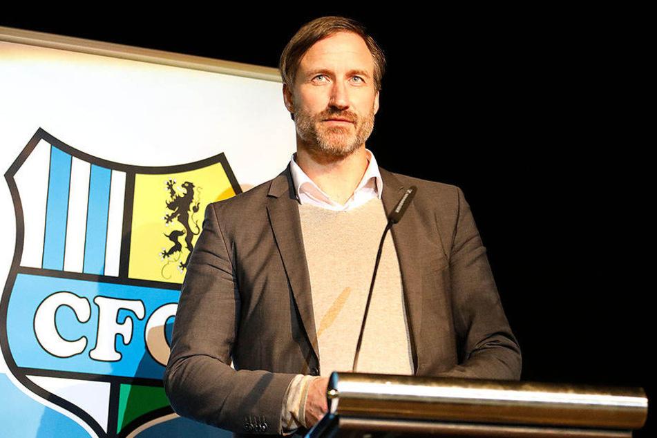 Nach zehn Monaten schon wieder weg: Dirk Balster verließ überraschend den  Aufsichtsrat.