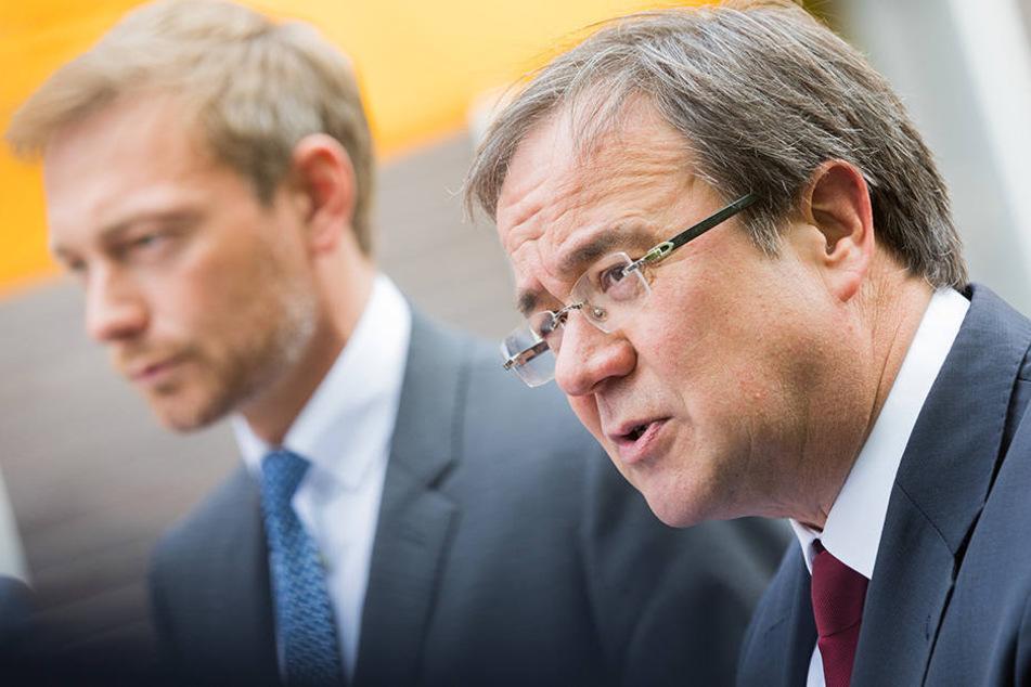 CDU und FDP haben für Verhandlungen viel Zeit