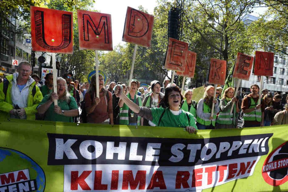 """Riesige """"Fridays for Future""""-Demo heute in Köln erwartet"""