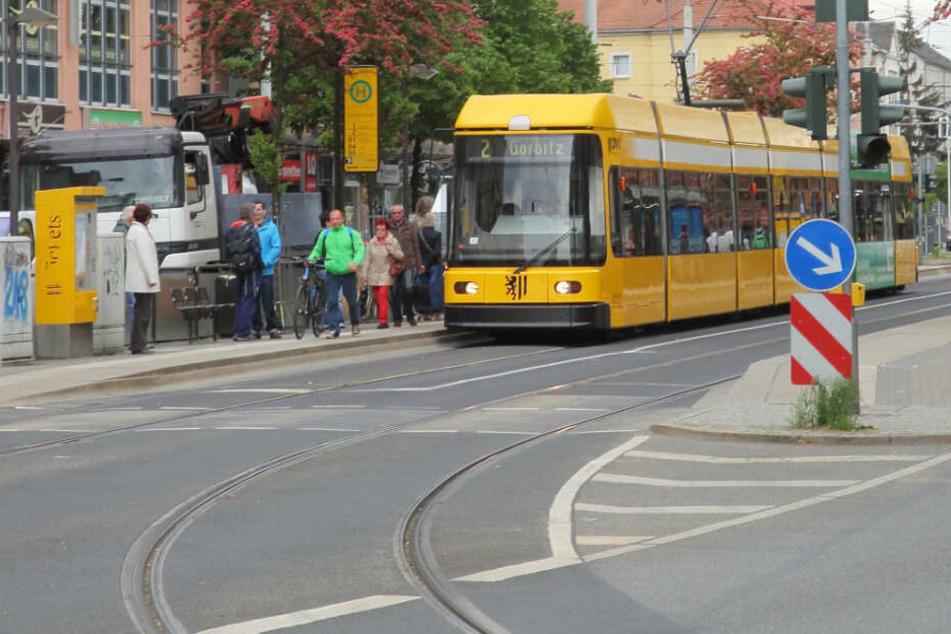 Attacke in Straßenbahnlinie 2 an Zwinglistraße? Polizei hat neue Erkenntnisse