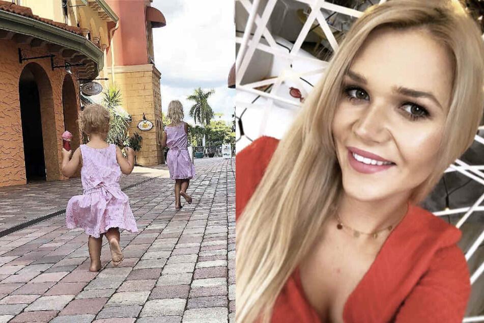 Sara Kulka (28) wusste gar nicht, was sie lostreten würde, als sie ihren Schwiegereltern den Wunsch ihrer Töchter mitteilte.