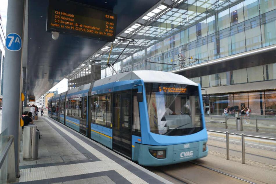 """Weesde, nor? """"Zentralhaltestelle"""" sagt in Chemnitz nämlich so gut wie niemand. An sie grenzt auch eine andere beliebte Abkürzung."""